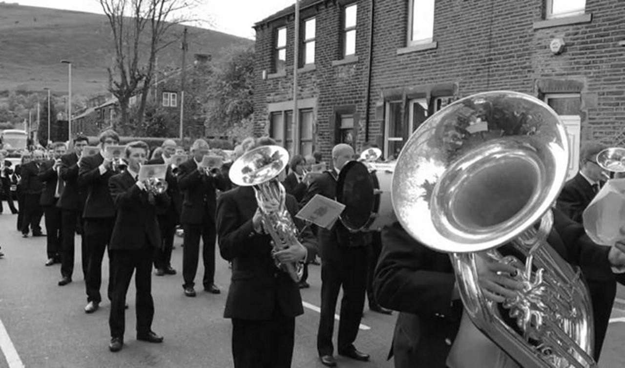 Whit Friday Marches 2016